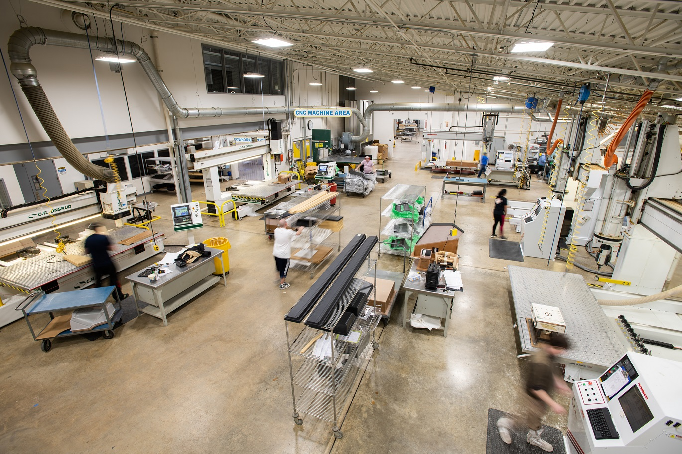 Click here for a video tour of Magee Plastics